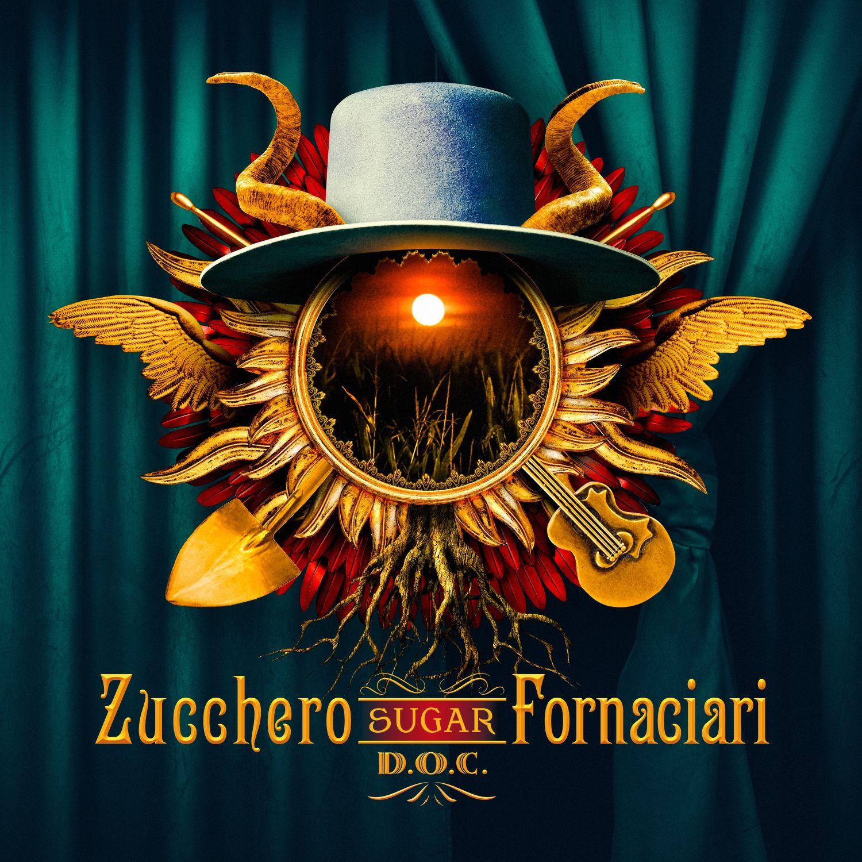 """Da venerdì 13 dicembre arriva in radio """"SPIRITO NEL BUIO"""", il nuovo singolo di ZUCCHERO """"SUGAR"""" FORNACIARI, estratto dal suo ultimo disco di inediti, """"D.O.C""""!"""