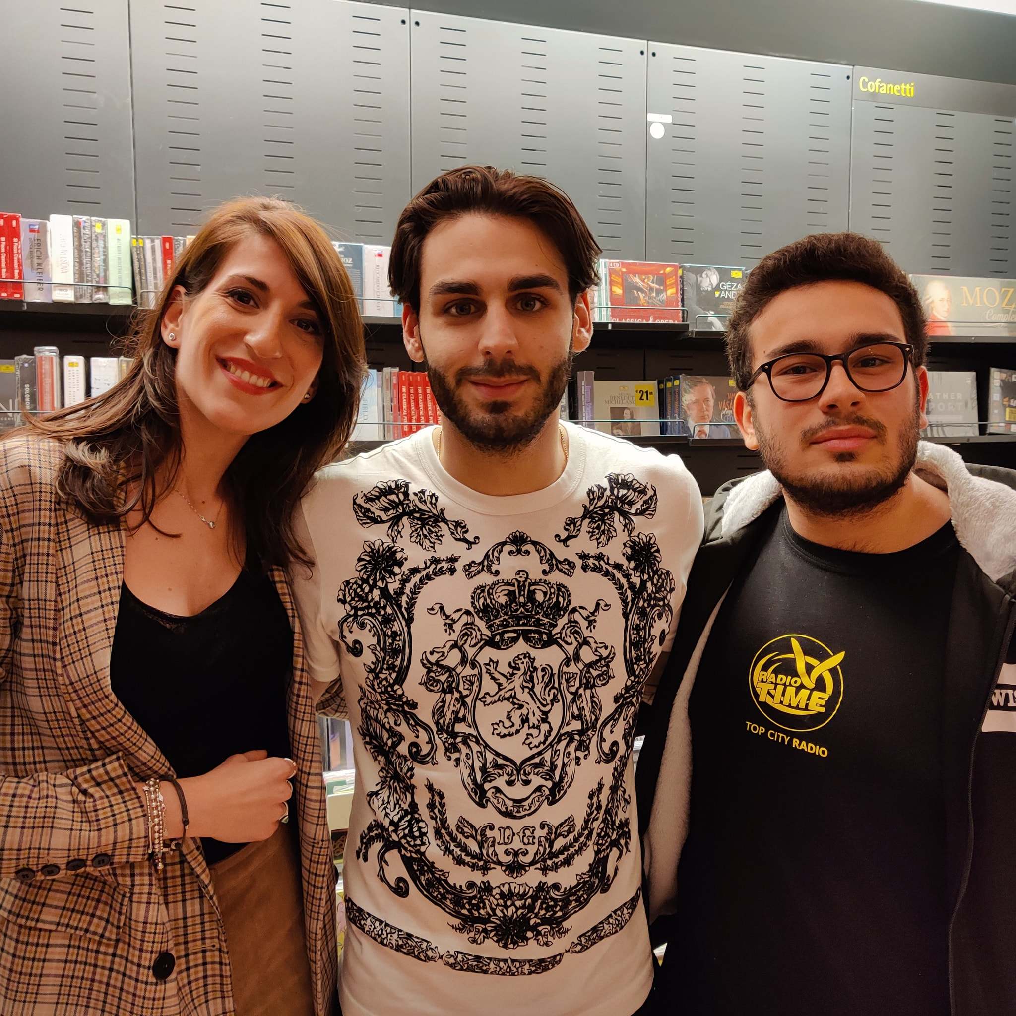 intervista Alberto Urso
