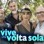 Doc Time intervista Carlo Verdone, Rocco Papaleo e Anna Foglietta 18-2-2020