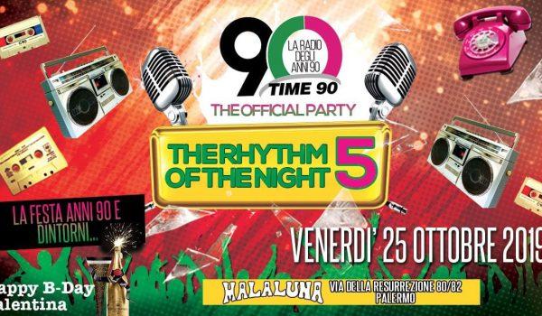 The RHythm Of The Night 5 (TROTN5)