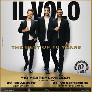 Il Volo in concerto, rinviati al 2021 le date Siciliane