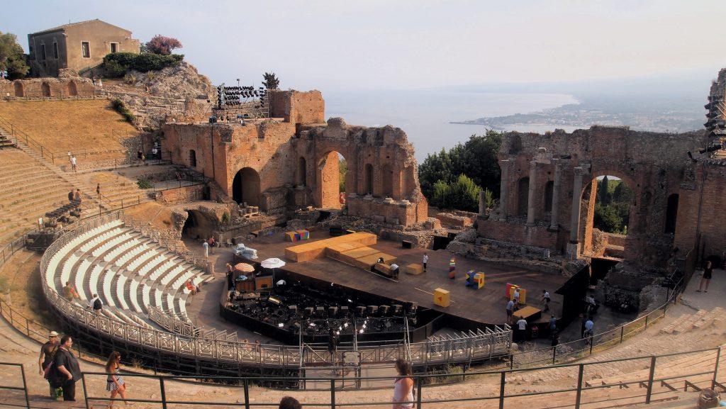 La Sicilia senza concerti