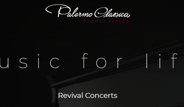 """""""Palermo Classica"""" dal 2 agosto al 6 Settembre"""