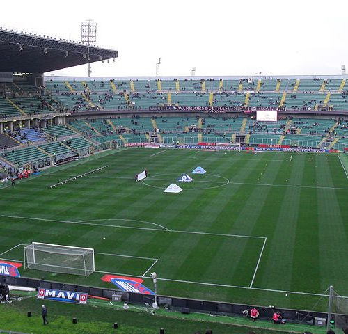 Stadio Renzo Barbera al Palermo