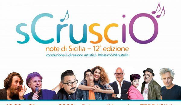 Arriva il cartellone completo di Scruscio Note di Sicilia