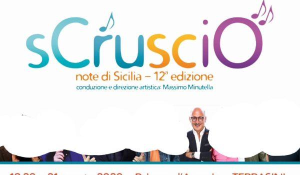 Scruscio … Note di Sicilia: Arriva la Dodicesima Edizione