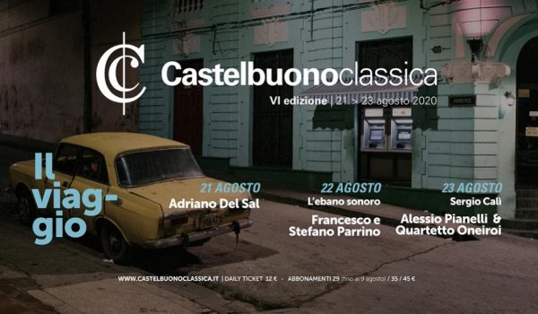 CASTELBUONO CLASSICA dal 21 al 23 a Castelbuono