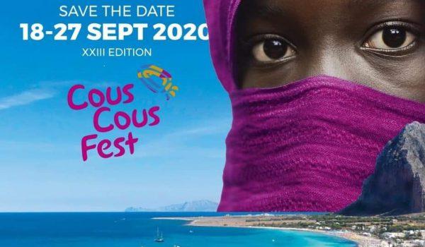Cous Cous Fest 2020 si farà dal18 al 27 settembre