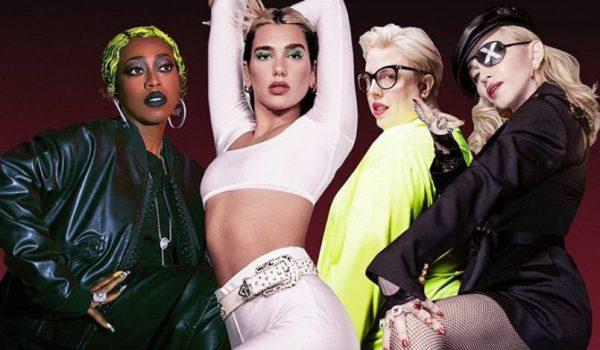 "Dua Lipa il nuovo singolo ""Levitating"" (feat. Madonna and Missy Elliott)"