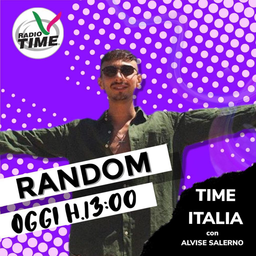Radio Time intervista Random