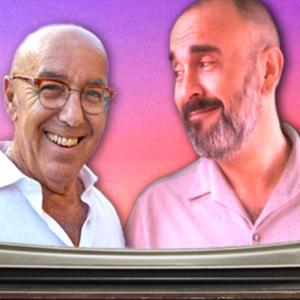 Marcello Mordino e Mario Caminita