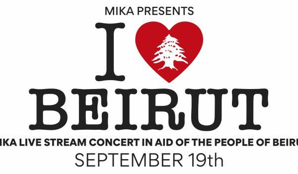 I love Beirut: Mika ha annunciato il grandioso traguardo di 1 milione