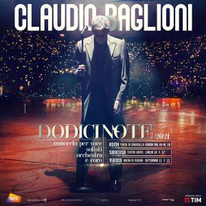 nuovo album di Claudio Baglioni