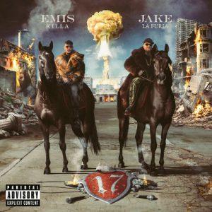 Emis Killa e Jake La Furia: ecco la tracklist dell'album 17:
