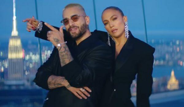 "JENNIFER LOPEZ e MALUMA nuovo singolo ""PA TI"""