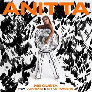 """ANITTA """"ME GUSTA"""" il nuovo singolo conCARDI B"""