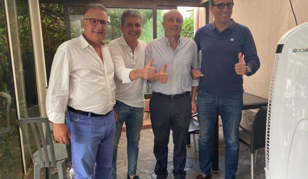Svolta a Carini: Pierpaolo Pellerito si ritira dalla corsa a sindaco per sostenere Gianfranco Lo Piccolo