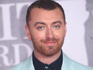 DIAMONDS È IL NUOVO SINGOLO DI SAM SMITH