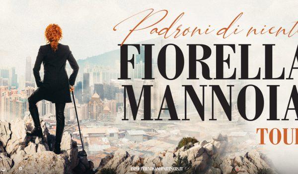 Fiorella Mannoia, il 6 novembre esce il nuovo album