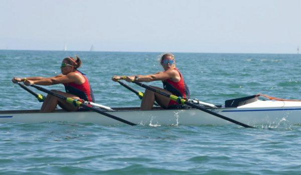 Canottieri TeLiMar, oro per la coppia Armeli-Lama agli European Rowing Coastal Challenge