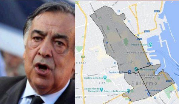 Palermo, arriva l'ordinanza di Orlando: divieto di stazionamento nel centro cittadino