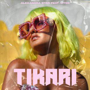 """ALEXANDRA STAN in radio con il nuovo singolo""""TIKARI"""""""