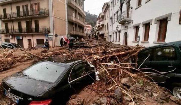 Sardegna, morti e dispersi a causa del maltempo