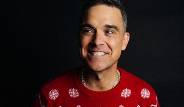 "ROBBIE WILLIAMS: il nuovo singolo ""CAN'T STOP CHRISTMAS"""
