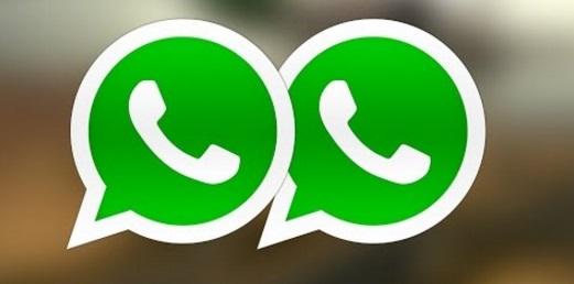 doppio account whatsapp