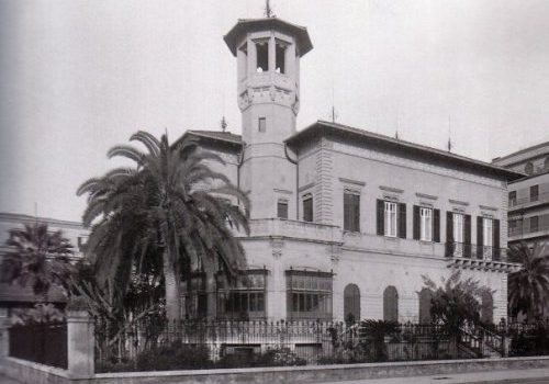 Villa Deliella, Argiroffi: «Vogliamo ricostruirla. Nell'area sorgerà anche il museo del Liberty»