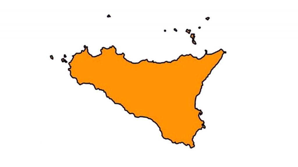 sicilia arancione