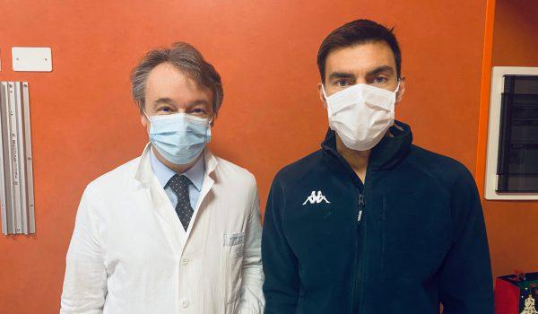 """""""Gabry Ponte"""" dimesso dall'ospedale: «Mi hanno riparato il cuore»"""