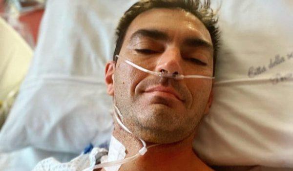 Gabry Ponte, il Dj operato al cuore: «Provato, ma felice»