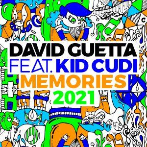 Il remix 2021 di Memories, il singolo diDavid Guetta