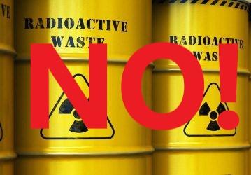 """""""No!"""" al deposito di scorie nucleari in Sicilia. Nasce la petizione"""