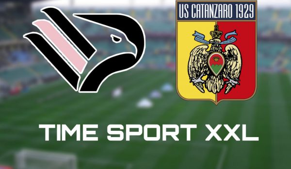 Serie C, Palermo impegnato contro il Catanzaro: appuntamento con il Time Sport XXL