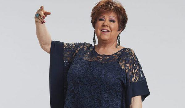 Orietta Berti, look shock per Sanremo 2021