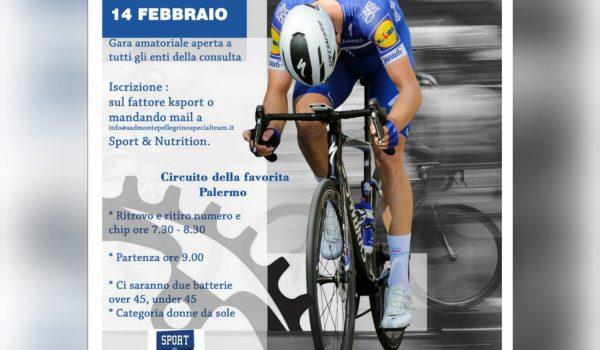 Ciclismo per strada a Palermo: al via il 1° trofeo Ercole e Diana