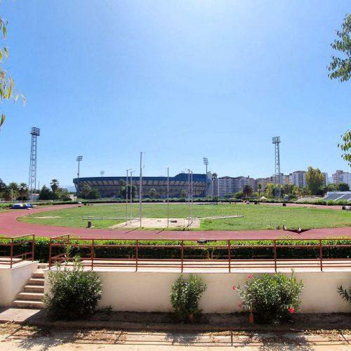 Lo Stadio delle Palme