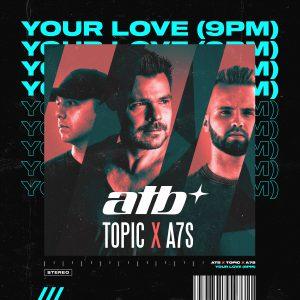 """TOPIC in radio con il nuovo singolo """"YOUR LOVE (9PM)"""""""