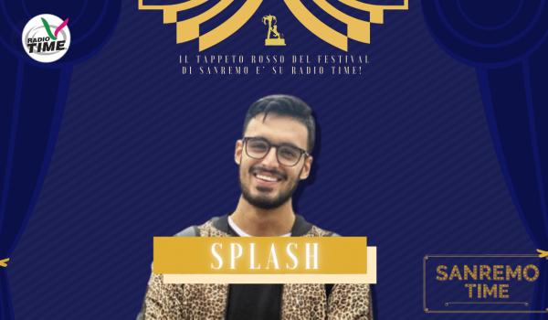 Sanremo Time: indiscrezioni di Splash