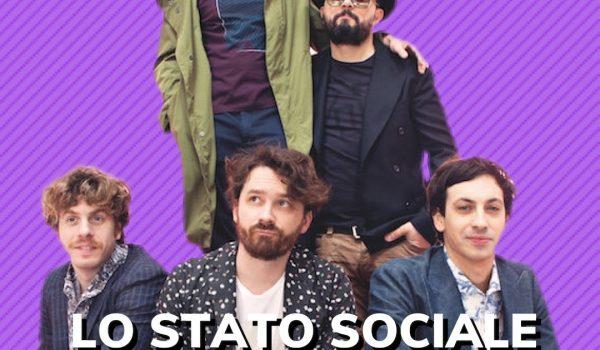 Lo Stato Sociale: nuovo singolo e progetti futuri