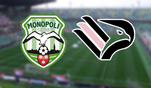 Ufficiale: Monopoli-Palermo rinviata a data da destinarsi