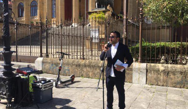Palermo, ristoratori in piazza per protestare contro le nuove chiusure