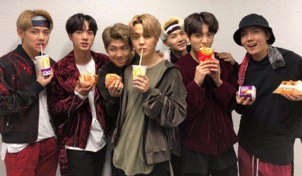 Da maggio il BTS Menù in tutti i McDonald's del mondo