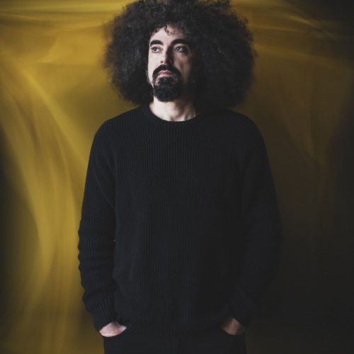"""Caparezza: dal 7 maggio """"EXUVIA"""", il nuovo album"""