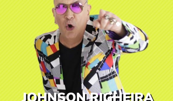 Johnson Righeira ospite a RadioStar (video)