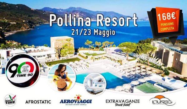 Radio Time 90 vi invita al Pollina Resort: ecco tutte le info