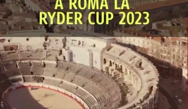 L'arena di Nimes al posto del Colosseo: la grande gaffe di Virginia Raggi