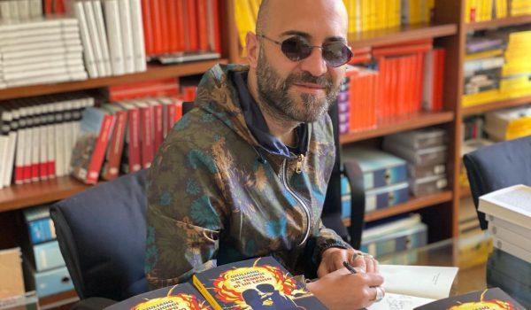 Giuliano Sangiorgi, il nuovo libro è Il Tempo di un Lento